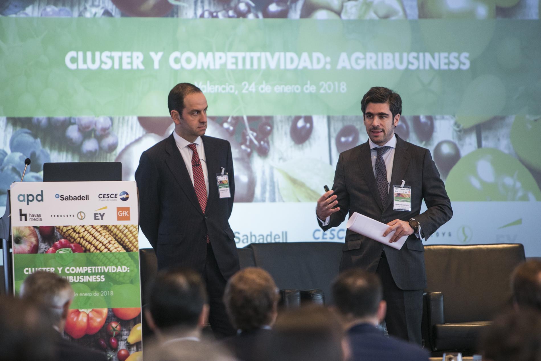 Jornada Cluster y Competitividad - Agribusiness