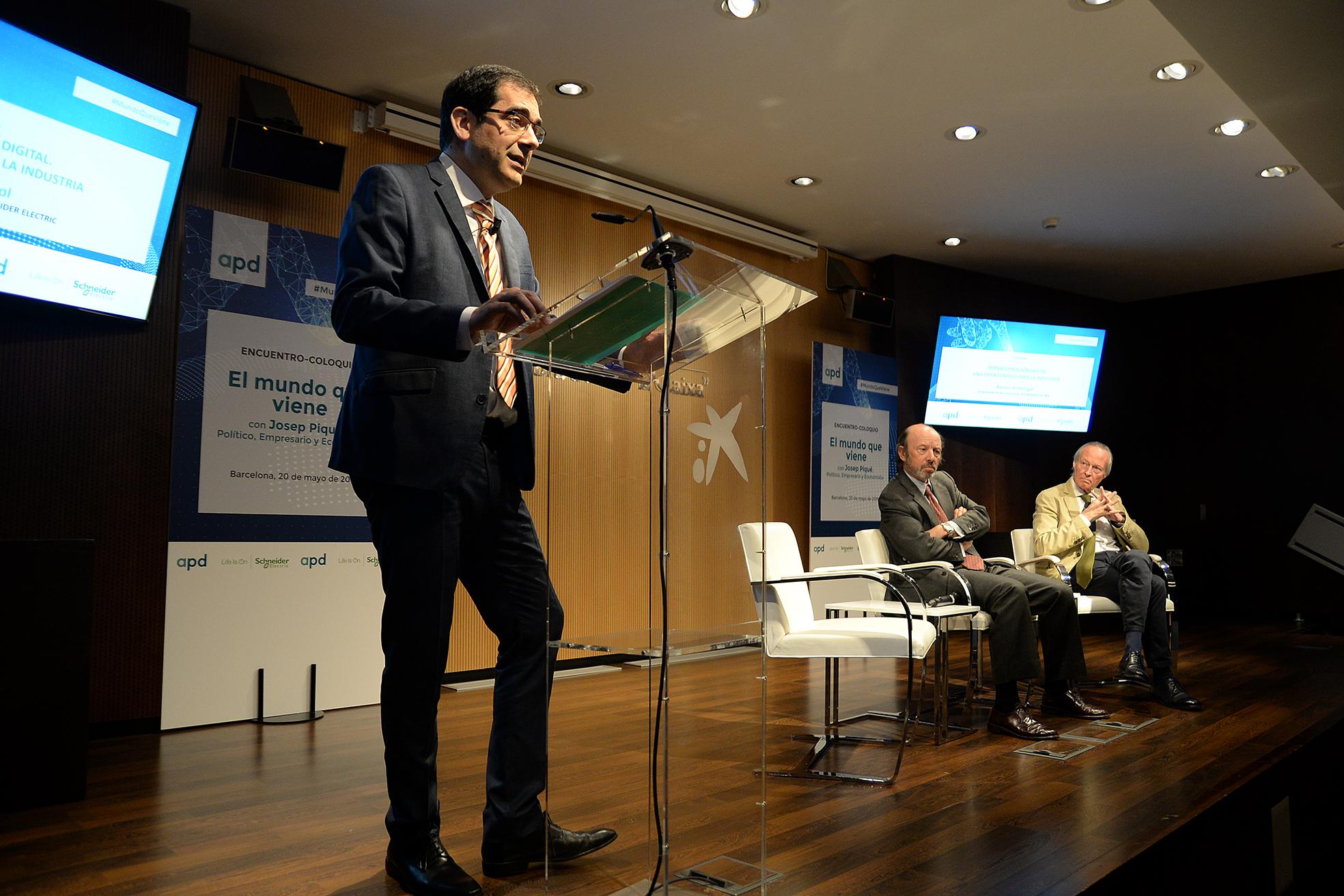 Josep Piqué: Quien domine la tecnología dominará el mundo
