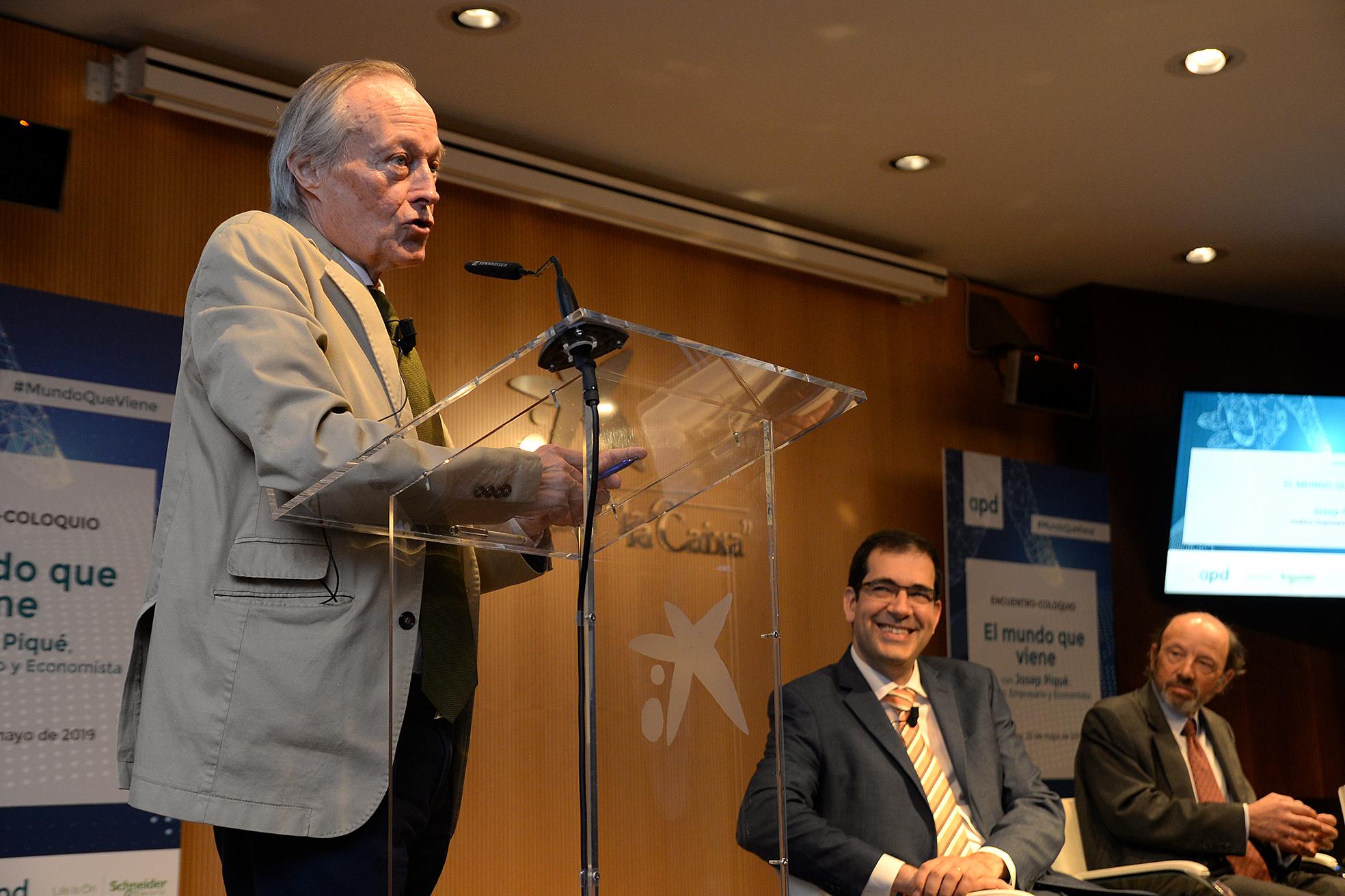 Josep Pique: Quien domine la tecnología va a dominar el mundo