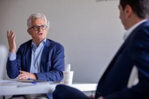 Javier López Calvet, Director de Clientes, Servicios y Transformación Digital de Carrefour España