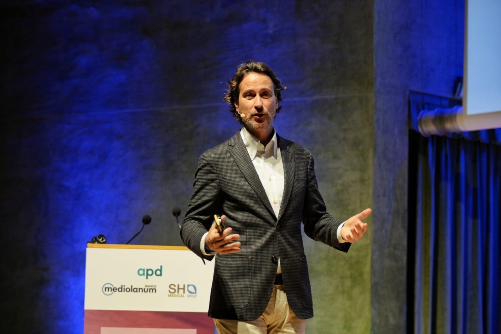 """Víctor Küppers: """"En un entorno tecnológico y digital a veces olvidamos la importancia de la calidad humana"""""""