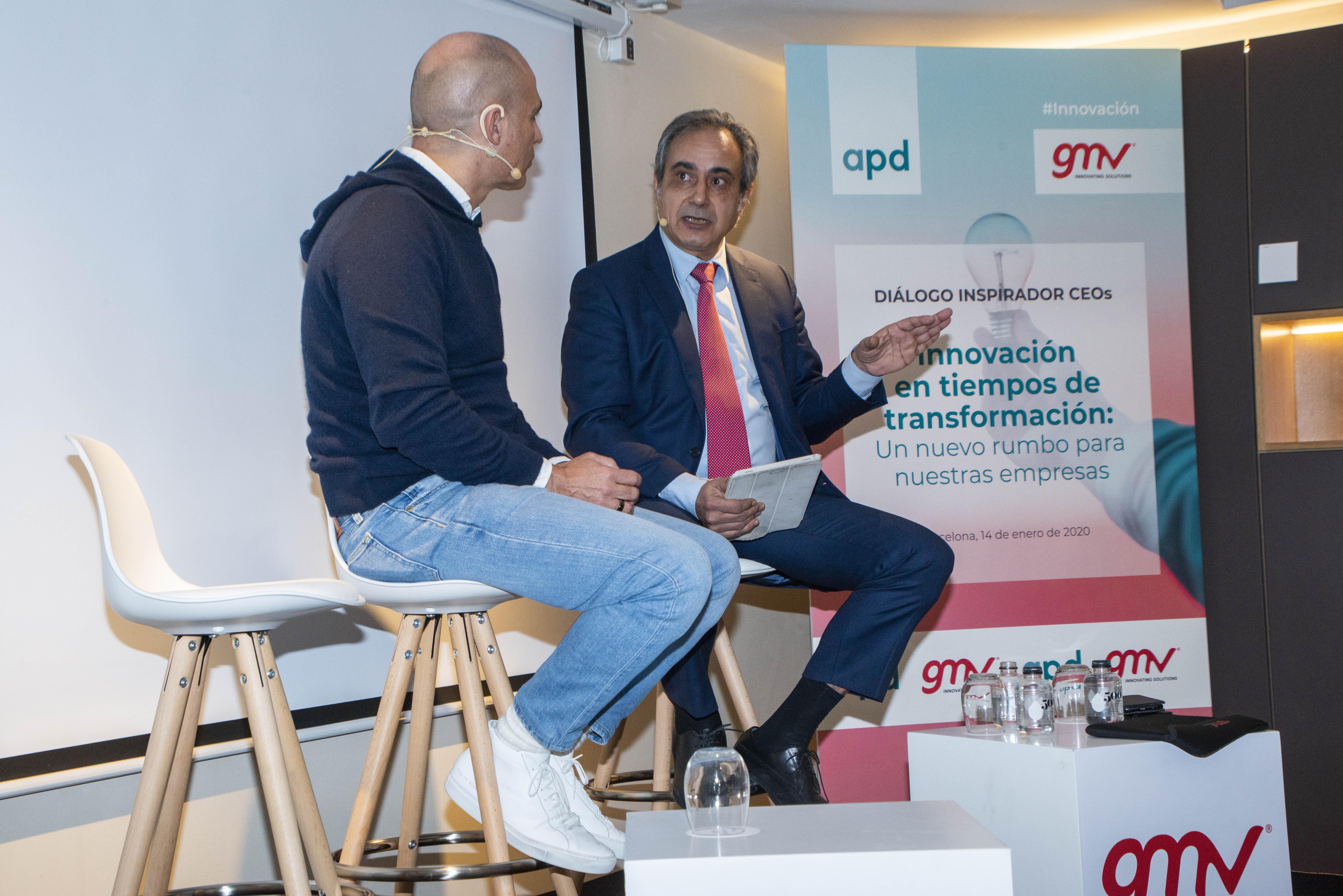 Bernardo Hernández: «La transformación digital es muy difícil y costosa, pero si no lo haces tú lo va a hacer otro, mejor y más barato»