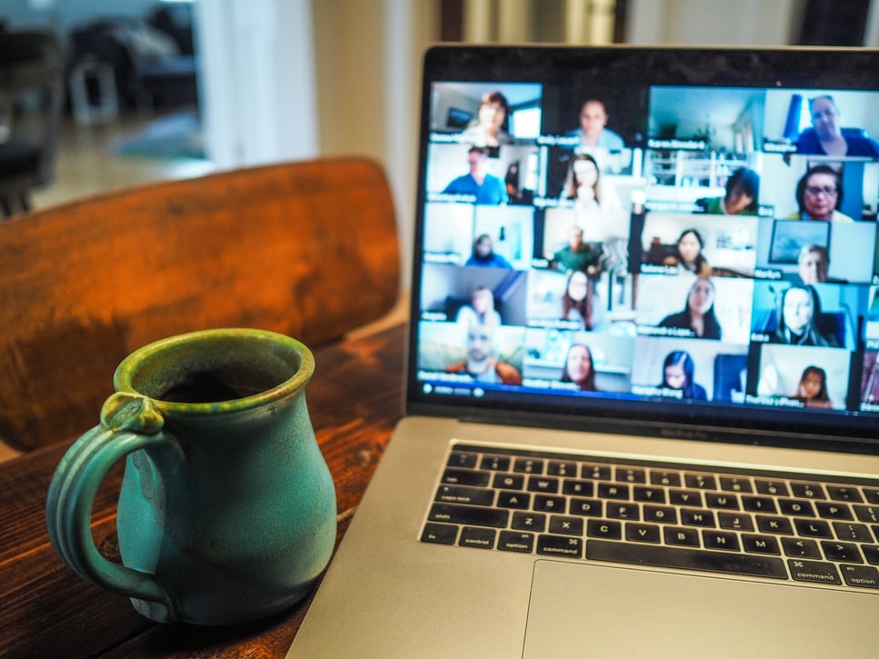 Consejos para reuniones virtuales