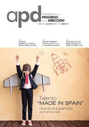 Revista APD Julio/Agosto 2017