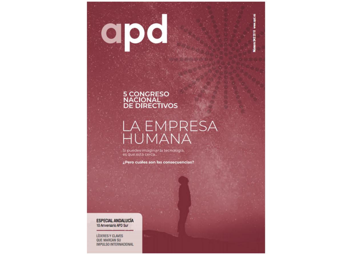 Revista APD Noviembre-Diciembre 2018