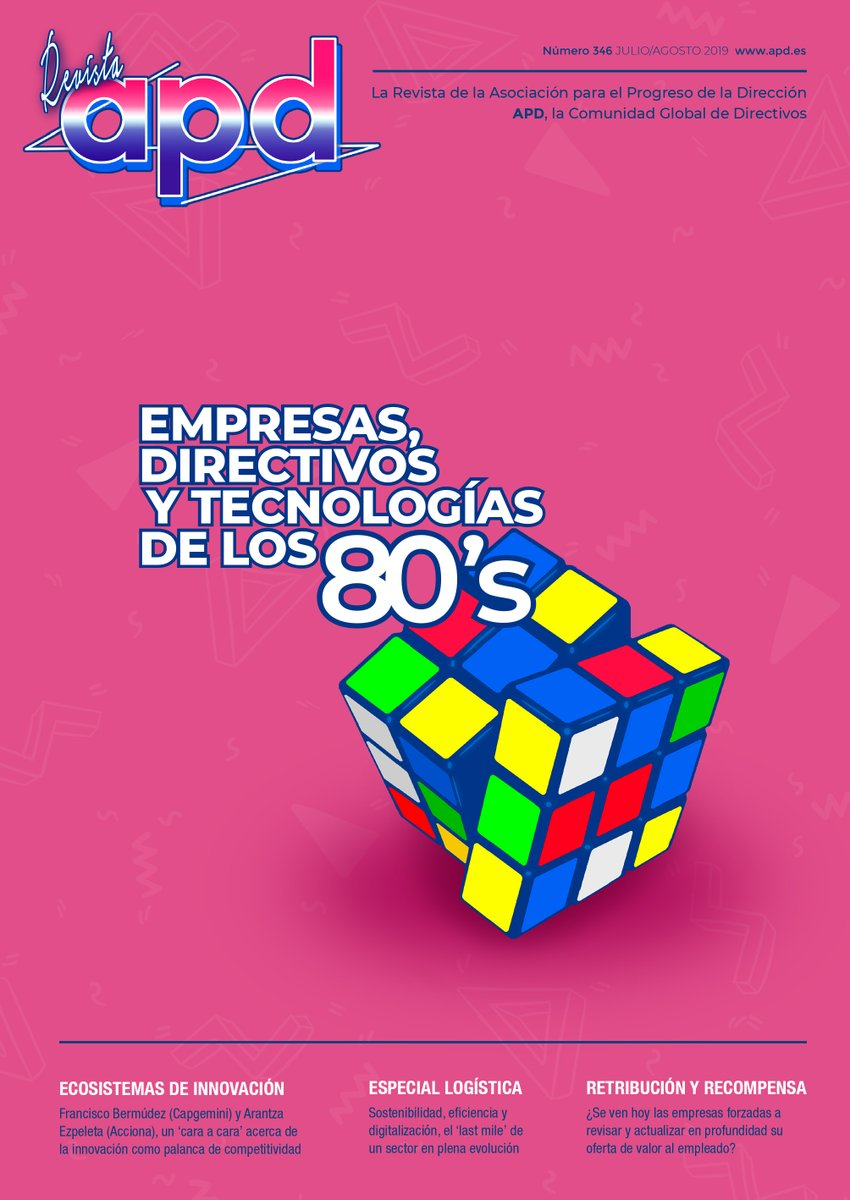 Revista APD Julio-Agosto 2019